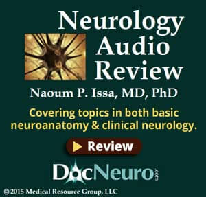 USMLE Neurology Review Audio