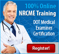 NRCME Training Special Offer